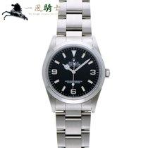 Rolex 14270 Stahl 2000 Explorer 36mm gebraucht