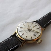 Certina Yellow gold 22mm Automatic pre-owned Finland, Korpilahti