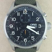 Oris Big Crown ProPilot Chronograph Stahl 44,00mm Schwarz Arabisch Deutschland, Mülheim an der Ruhr