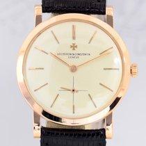 Vacheron Constantin 18K Vintage Pink Gold Rosé small second...