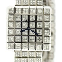ショパール (Chopard) Ice Cube Diamond 18K White Gold