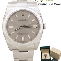 Rolex Oyster Perpetual Automatic SS 34mm Domino's Pizza B&P Watch