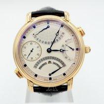 Maurice Lacroix Men's Masterpiece Double Retrograde Watch