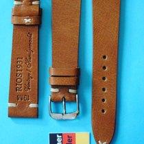 Rios1931 19mm Armband braun Vintage Stii