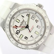 Breitling SUPEROCEAN GMT WHITE 41MM