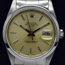 Rolex 34mm Automático 1992 usados Oyster Perpetual Date