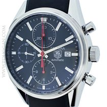 TAG Heuer stainless steel Carerra Chronograph