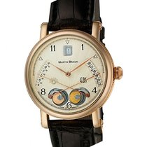 Martin Braun 39mm Automatic pre-owned Champagne