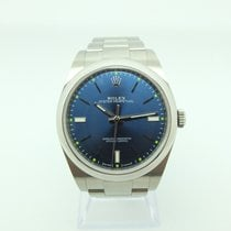 Rolex Oyster Perpetual Blue Dial