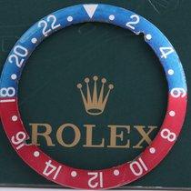 """Rolex Vintage GMT-Master """"Pepsi"""" Red Back Insert For Model..."""
