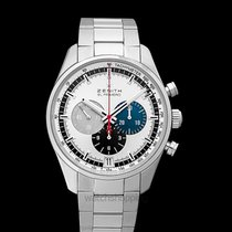 Zenith El Primero 36'000 VpH new Automatic Watch with original box and original papers 03.2040.400/69.M2040