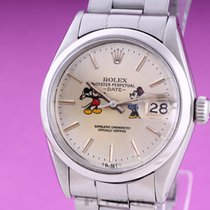 Rolex Oyster Pecision Date Mickey Mouse
