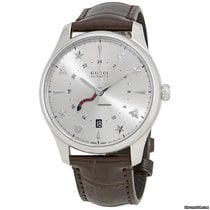 Gucci Stahl 40mm Automatik YA126332 neu Schweiz, Helvetic Time AG - Harveystore.com Bäch - Inkl VAT & Taxes for  For European Customers - Discount VAT for Extra UE