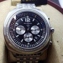 Wittnauer Chronograph Diamonds Full Set