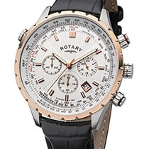 Rotary Men's Watch Chronograph Dolphin GS00452/02