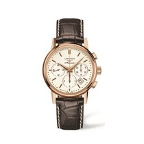 Longines Column-Wheel Chronograph new Automatic Chronograph Watch with original box and original papers L27338722