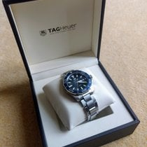 TAG Heuer WAY111C.BA0928 Acier 2017 Aquaracer 300M 41mm occasion