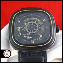 Sevenfriday Steel 47mm Automatic P2/02 pre-owned