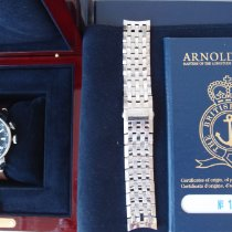 Arnold & Son Otel 44mm Armare manuala folosit