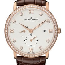 Blancpain Villeret Ultra-Slim 6606-2987-55B 2019 nuevo