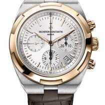 Vacheron Constantin Overseas Chronograph new Chronograph Watch with original box and original papers 5500V/000M-B074