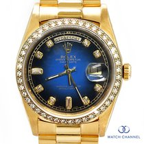 Rolex Day-Date 36 Yellow gold 36mm No numerals South Africa, Johannesburg
