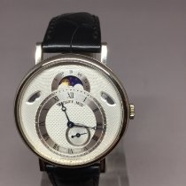 Breguet White gold 39mm Automatic 7337bb/1e/9v6 new