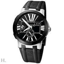 Ulysse Nardin Executive Dual Time new 2019 Automatic Watch with original box and original papers 243-00-3/42