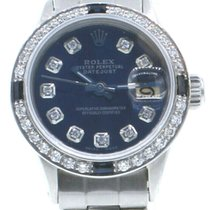Rolex 6517 Steel Oyster Perpetual Lady Date 26mm pre-owned United States of America, California, West Hollywood