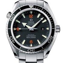 Omega Сталь Автоподзавод подержанные Seamaster Planet Ocean