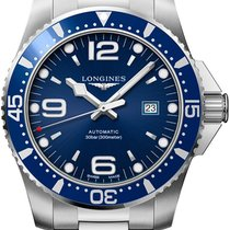 Longines HydroConquest Steel 44mm Blue United States of America, New York, Airmont