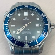 Omega Seamaster Diver 300 M Steel 41mm Blue United States of America, California, Woodland Hills. We accept cryptocurrency