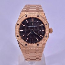 Audemars Piguet Royal Oak Lady new 2017 Quartz Watch with original box and original papers 67650OR.OO.1261OR.01