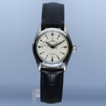 Tudor Oyster Prince Steel White