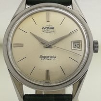 Enicar Ultrasonic Enicar Ultrasonic Supertest Automatic Vintage Serv. & Warra. 1960 pre-owned