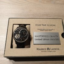 Maurice Lacroix Masterpiece Gravity MP6118-PVB01-330-1 2017 pre-owned