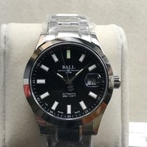 Ball Engineer III Zeljezo 40mm Crn Bez brojeva