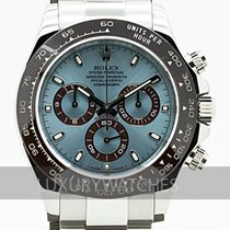 Rolex Daytona Platinum 40mm Blue