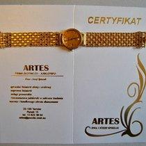 Tissot Żółte złoto Kwarcowy używany Polska, Tarnów