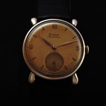 Grana Kurth Frères Vintage Solid Gold 18k Mechanical Watch