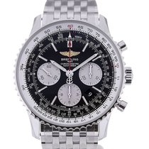 Breitling Navitimer 43 Automatic Chronograph Steel Cal. B01
