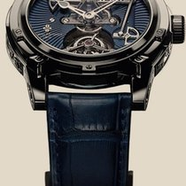 Louis Moinet Limited Edition. Derrick Tourbillon
