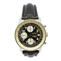 Breitling Old Navitimer Gold/Steel D13322 Chronograph Automatic
