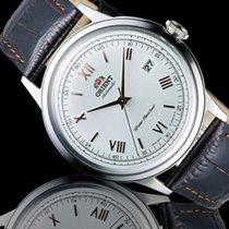 Orient Reloj automático hombre Orient Bambino FAC00008W correa...