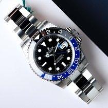 ロレックス (Rolex) GMT-Master II BLNR NEW Ref. 116710BLNR