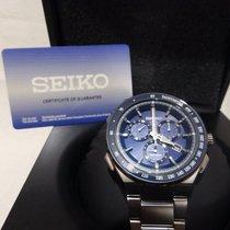 Seiko SSE127J1 Astron Solar GPS Limited Chronograph 46mm 10ATM