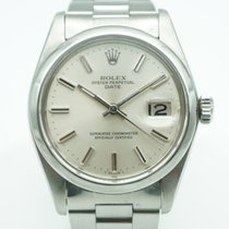 Rolex Oyster Perpetual Date Steel 34mm Silver No numerals United States of America, Florida, Miami