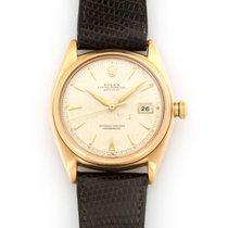 Rolex Pink Gold Datejust Ref. 6305