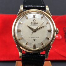 Omega - Constellation Pie Pan Chronometer- Ref. 114312SC - Men...