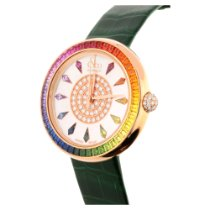 Jacob & Co. Red gold Manual winding Mother of pearl 44mm new